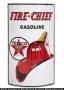 Texaco Fire-Chief Porcelain Sign