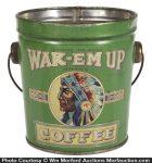 Wak-em Up Coffee Pail
