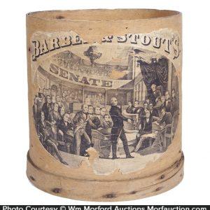 Senate Tobacco Bucket