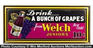 Welch Juniors Sign