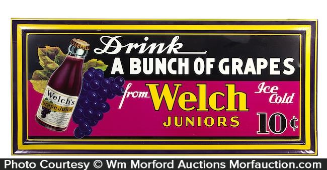 Welch Juniors Sign