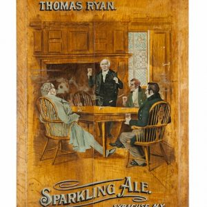 Thomas Ryan Sparkling Ale Beer Sign