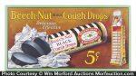 Beech-Nut Cough Drops Sign