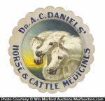 Dr. Daniels Medicines Tip Tray