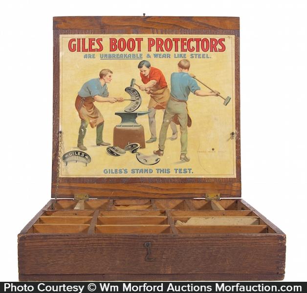Giles Boot Protectors Box