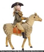 George Washington Candy Container
