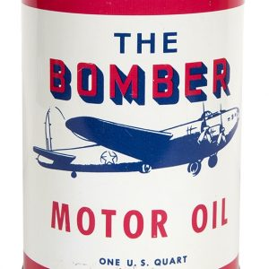 Bomber Motor Oil Can