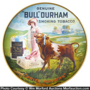 Bull Durham Tobacco Sign