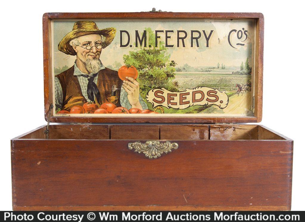 Ferry's Seeds Box