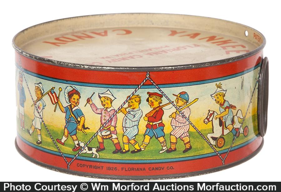 Yankee Doodle Candy Tin