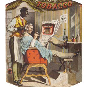 Board Of Trade Tobacco Litho