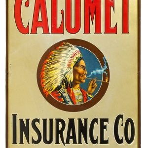 Calumet Insurance Sign