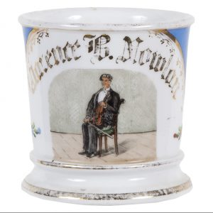 Violinist Occupational Shaving Mug