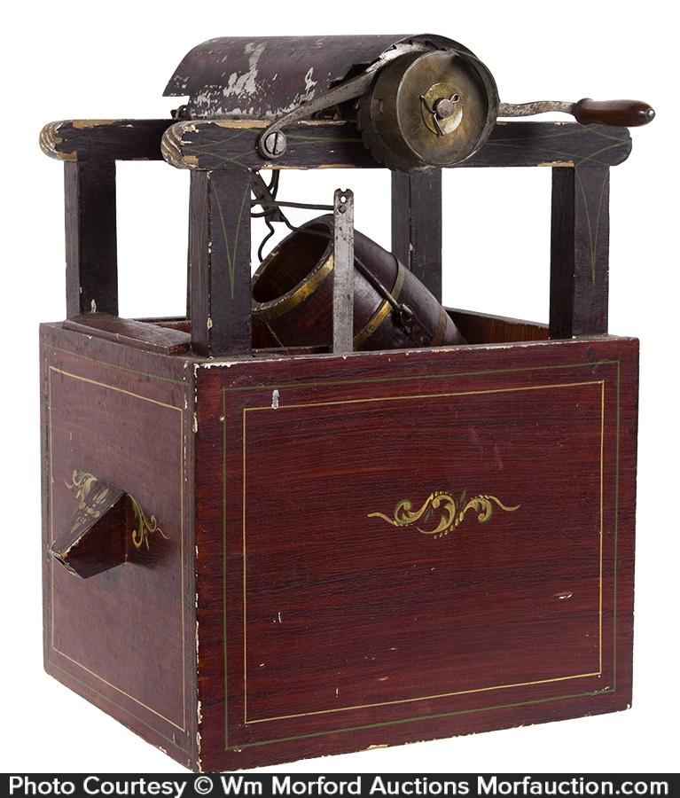 Salesman's Sample Mechanical Well