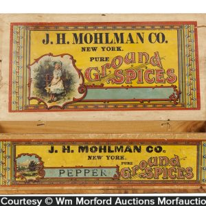 Mohlman Fround Spice Box
