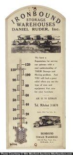Ironbound Storage Thermometer