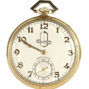 Packard Motor Car Co. Presentation Watch