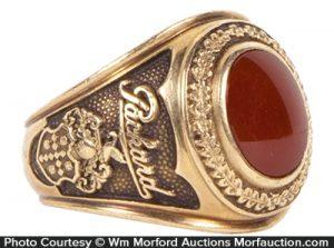 Packard Gold Presentation Ring