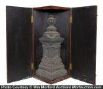 Parker Bronze Monument Salesman's Sample