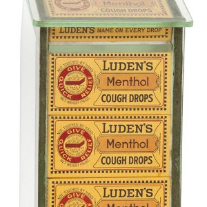 Ludens Cough Drops Display