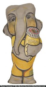 Jumbo Peanut Butter Doll