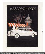 Mercedes-Benz Original Artwork