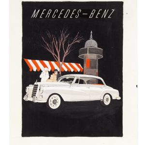 Mercedes-Benz Original Artwork