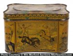 Barnum & Bailey Biscuit Tin