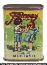 Fairway Spice Tin