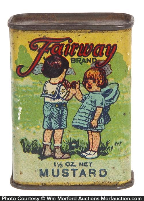 Fairway Spice Tin