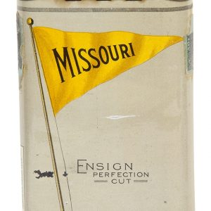 Ensign Missouri Pocket Tobacco Tin
