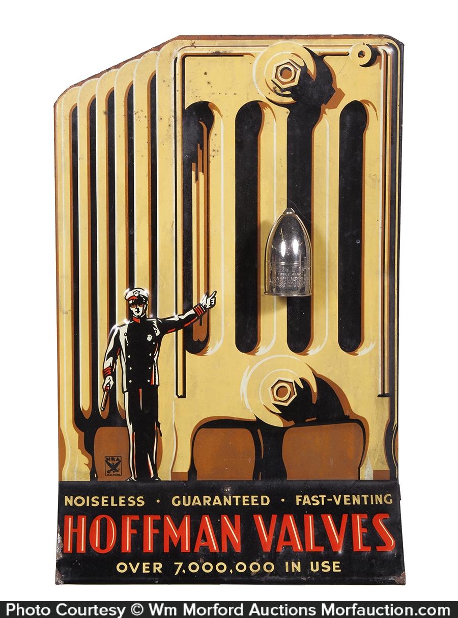 Hoffman Valves Display