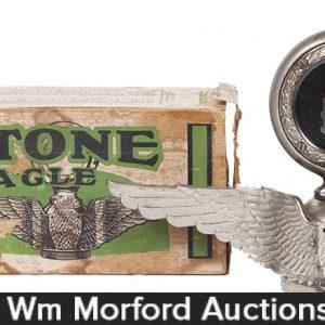 Keystone Eagle Hood Ornament