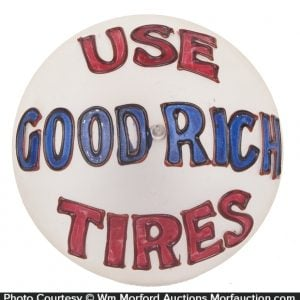 Goodrich Tires Light Bulb