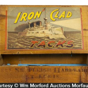 Iron Clad Tacks Box