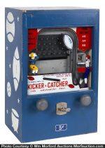 Kicker & Catcher Coin-Op Machine