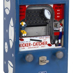 Kicker & Catcher Coin-Op Machine