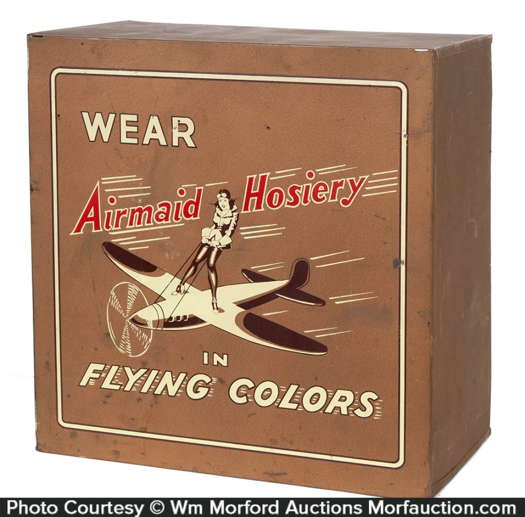 Airmaid Hosiery Stockings Cabinet