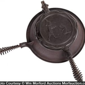 Buster Brown Waffle Iron