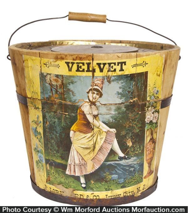 Velvet Tobacco Bucket