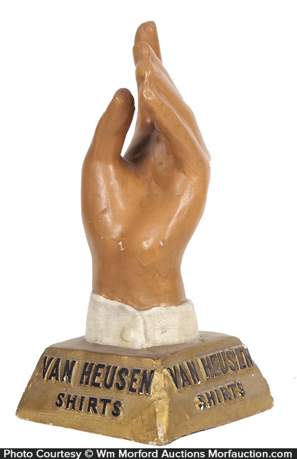 Van Heusen Shirts Display Figure