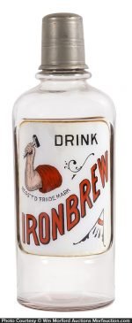 Ironbrew Syrup Bottle