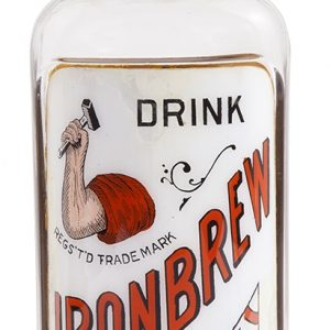 Ironbrew Syrup Bottle