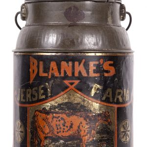 Blanke's Jersey Farm Coffee Pail