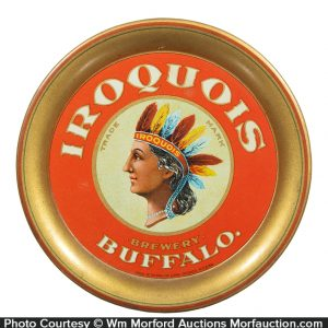 Iroquois Brewery Tip Tray