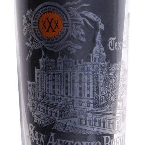 Texas Pride Beer Glass