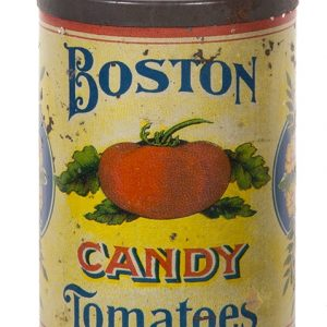 Boston Candy Tomatoes Tin