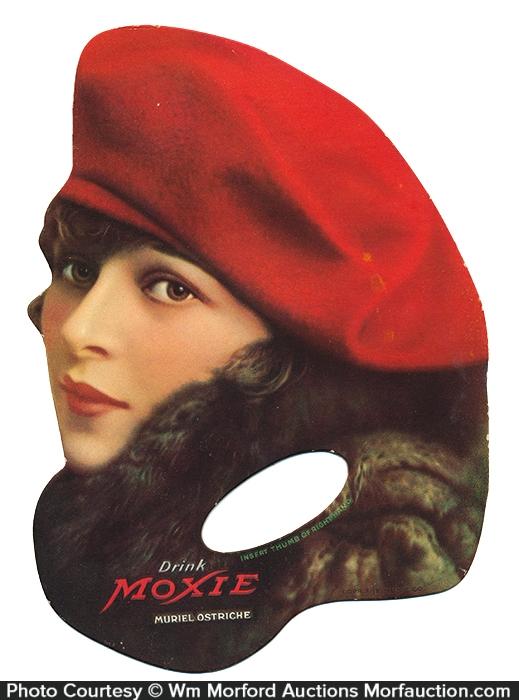 Muriel Osriche Moxie Fan