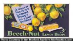 Beech-Nut Lemon Drops Sign