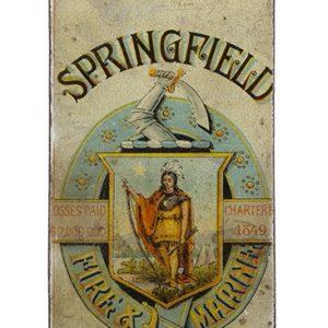 Springfield Insurance Co. Ledger Marker